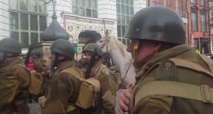Defilada Pamięci Żołnierzy Wyklętych w Gdańsku