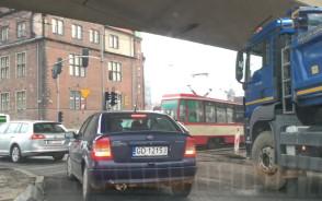 Fatalna sytuacja w centrum Gdańska
