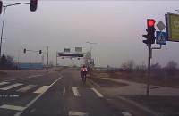 Wykroczenie rowerzystów