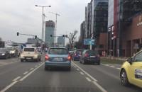 Korek na prawo skręcie przy AlChemi
