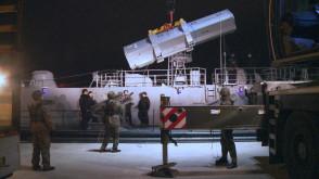 Nocne ćwiczenia załadunku rakiet