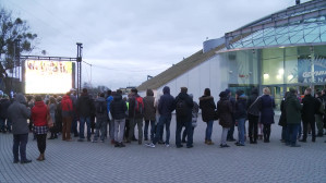 Spore zainteresowanie Kolosami w Gdyni