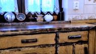 Dębowe kuchnie na wymiar - zabudowa kuchenna Rustica 1