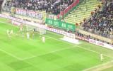 Gol dla Lechii Gdańsk w meczu z Legią Warszawa