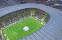 Tłumy przed meczem Lechia Gdańsk - Legia Warszawa