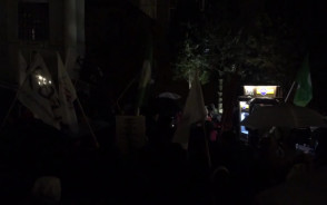 Pikieta w Gdańsku przeciwko rasizmowi