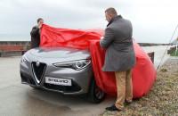 Premiera pierwszego SUV-a Alfy Romeo