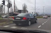 Awaria autobusu na Marynarki Polskiej w Gdańsku