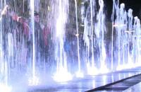 Fontanna na Placu Kaszubskim w Gdyni już gotowa
