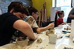 Historyczne Kreski Sztuki - cz. 1 Starożytność - czyli tworzymy greckie wazy z gliny