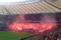 Racowisko w 2 połowie finału Pucharu Polski