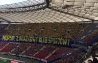 MZKS Arka Gdynia na Stadionie Narodowym w Warszawie