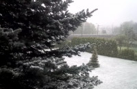 Śniegu coraz więcej