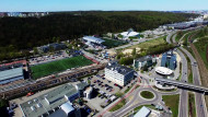 Budowa przystanków PKM w Gdyni