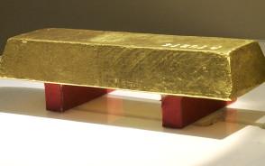 Zobacz sztabę złota wartą 2mln zł na własne oczy