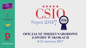CSIO 2017 spot promujący