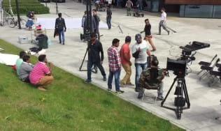 W Trójmieście kręcą bollywoodzki film