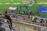 Arka Gdynia gra z Ruchem Chorzów
