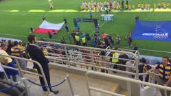 Ostatni mecz sezonu piłkarzy Arki w Gdyni