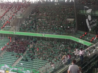 Legia - Lechia na godzinę przed meczem