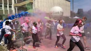 Color Day PG - studenci pobiegli dla chorych dzieci