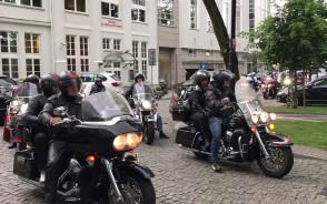 Parada Motocykli Harleya Davidsona przejechała przez Sopot