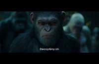 Wojna o planetę małp - zwiastun