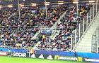 Meksykańska fala na meczu w Gdyni