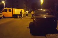 Zderzenie dwoch aut na Dworskiej. ...
