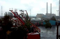 Rozpadało się w Gdańsku