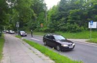 Rutynowe kontrole alkomatem na ul. Dąbrowskiego