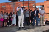 Przemówienie Lecha Wałęsy podczas sobotniego protestu