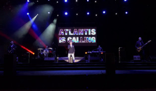 "Thomas Anders ""Atlantis Is Calling"" w Operze Leśnej"