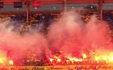 Oprawa i prezentacja przed meczem Arka - FC Midtjylland