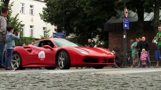 42 Ferrari w Sopocie