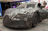 Bugatti ze złomu przyjechało do Gdyni