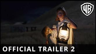 Annabelle: Narodziny zła - zwiastun
