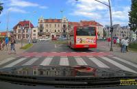 Tak jeżdżą kierowcy autobusów w Gdańsku