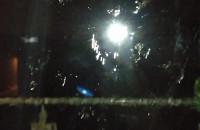 Burza z ulewą na Osowej