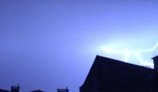 Burza nad Wielkim Kackiem