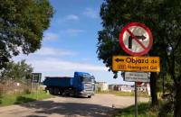 Zamknięta ulica Starogardzka