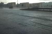 Wejherowo zalane po brzegi.