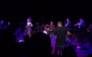 Krystyna Durys na Ladies Jazz