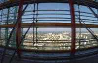 Widoki z wieżowca Olivia Star - najwyższego budynku w Trójmieście