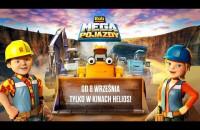 Bob Budowniczy: Mega pojazdy - zwiastun