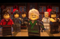 Lego Ninjago: film - zwiastun