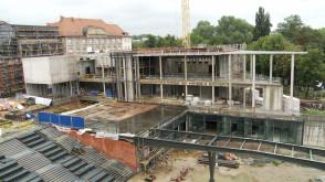 Wizyta na budowie Forum Gdańsk