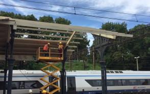 Ruszyła przebudowa peronów w Gdańsku Głównym