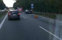 Kolizja 6 aut między Osową a Karwinami