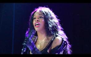 Azealia Banks na żywo (fragment koncertu z Kijowa)